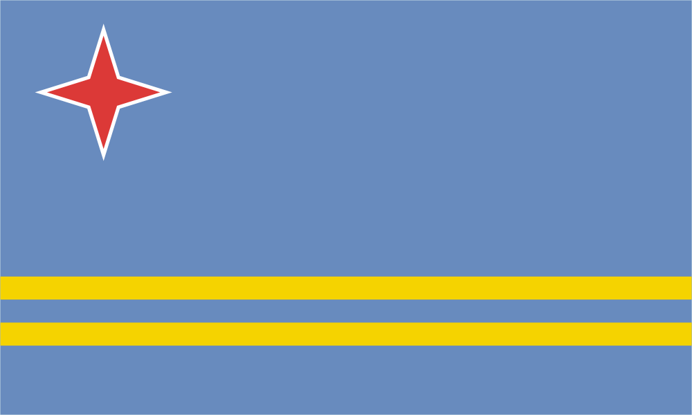 Flag image for Aruba