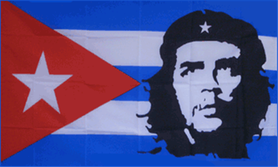 Design of the Che Guevara Cuba 1500x900mm Flag