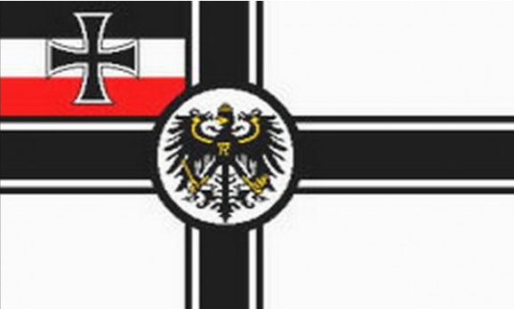 Flag image for German Imperial WW1 with Crest