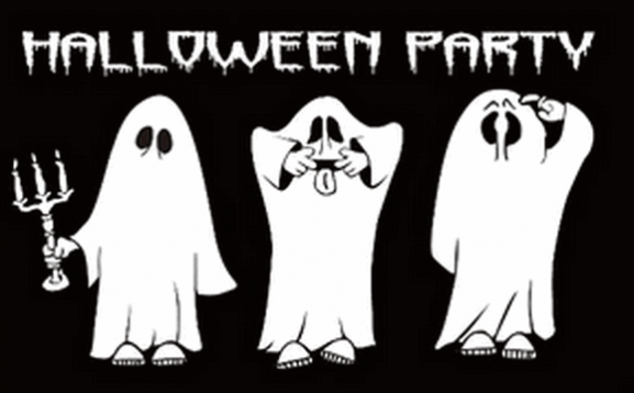 Flag image for Halloween Party