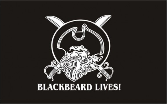 Flag image for BlackBeard Lives