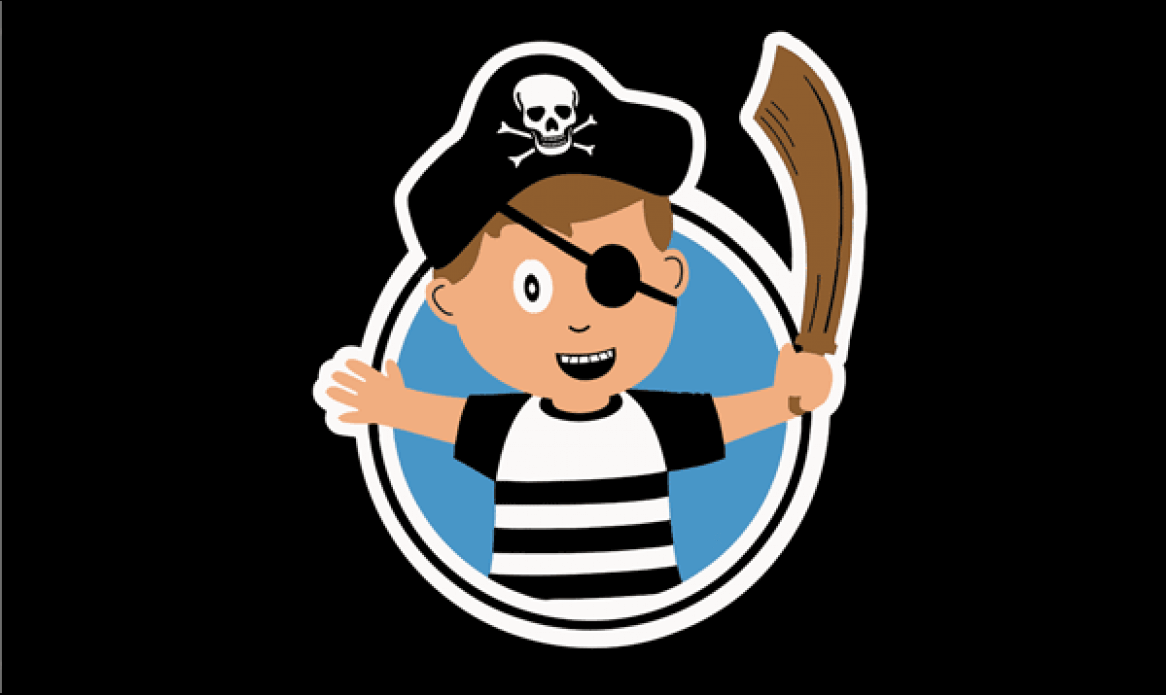 Flag image for Pirate Child Boy