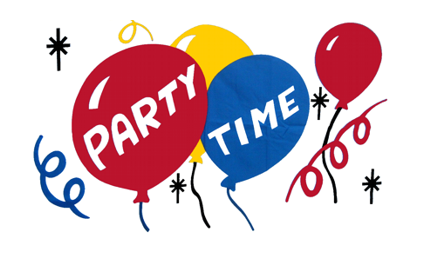 Flag image for Party Time