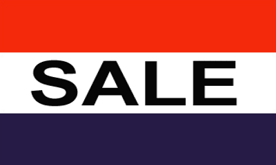 Design of the Sale Red White Blue 1500x900mm Flag