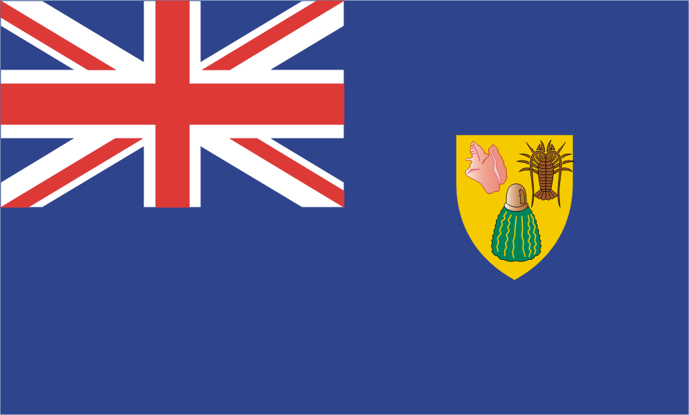 Flag image for Turks And Caicos Islands