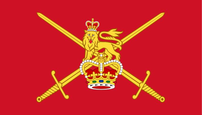 Flag image for British Army