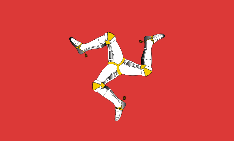 Flag image for Isle Of Man