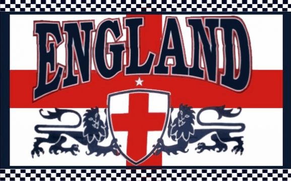 Flag image for England Two Lions