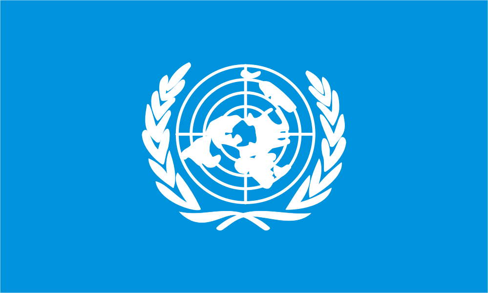 Design of the United Nations 230x150mm String 30