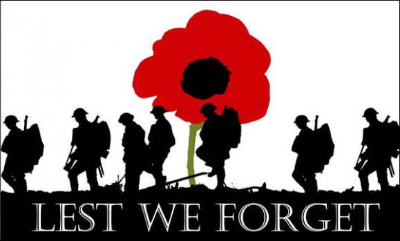 Flag image for Lest We Forget Army